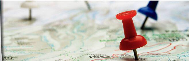 landkaart, almere, unieke adresjes, pareltjes,